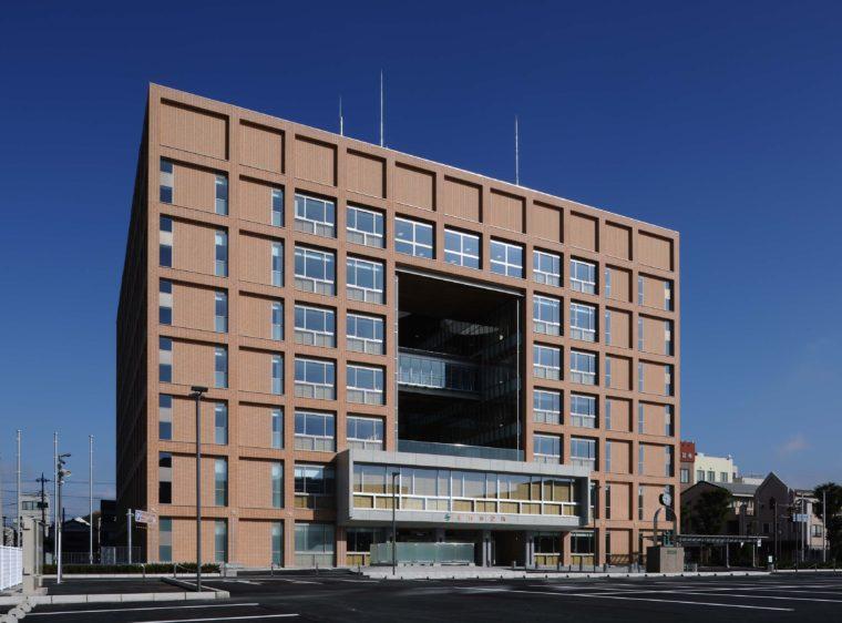 佐野新庁舎
